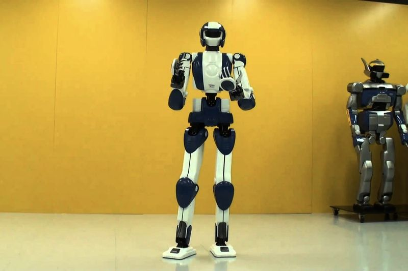Video: This Robot Is Designed To Coexist With People 1