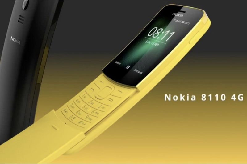 Video: Introducing The Nokia Handset From The Matrix 1