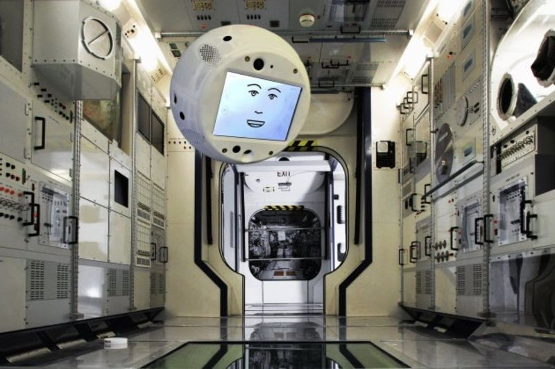 The Iss Is Getting A Floating Ai Companion 1
