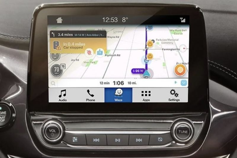 Waze Is Coming To The Ford Sync 3 In April 1