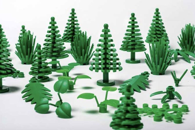 Video: Lego Will Make Sustainable Pieces Made From Plant-based Plastic 1