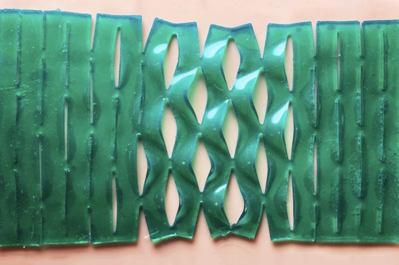 The Art Of Paper-cutting Makes More Flexible Wearables 1