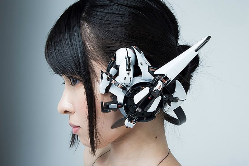 Have You Seen This Cyberpunk Tech By Hiroto Ikeuchi 1