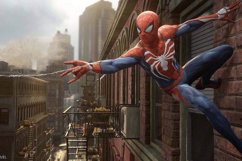 Latest Spider-man Game Gets Release Date On Ps4 1