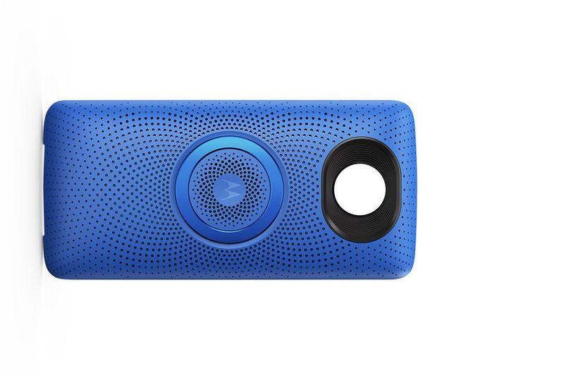Motorola Releases The Moto Mod Stereo Speaker 1