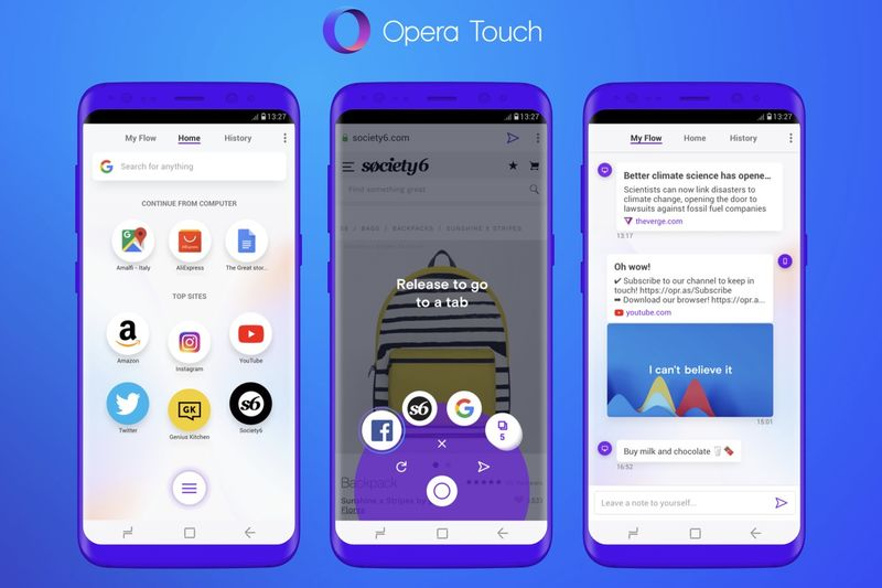 Opera Launches A New Feature For Its Users 1