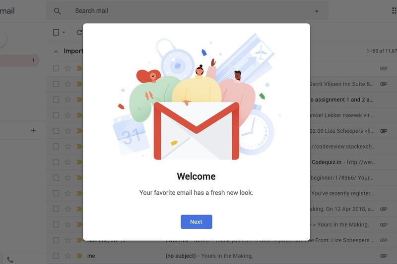 Here Is How To Enable The New Gmail 1