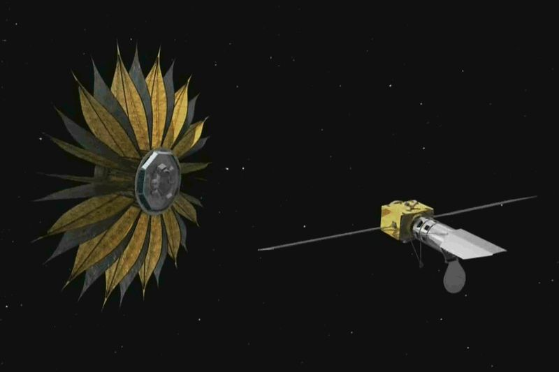 Here Is How Nasa Uses Origami To Design Spacecraft 1