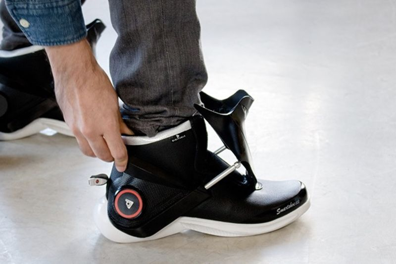 We Have Not Seen The Last Of Smart Sneakers 1