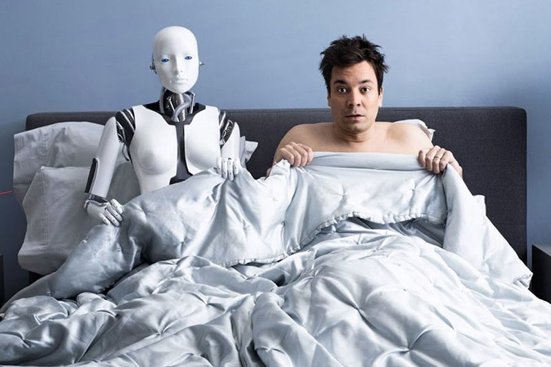 Sexy Robots Can Help Overcome Sexual Dysfunction 1