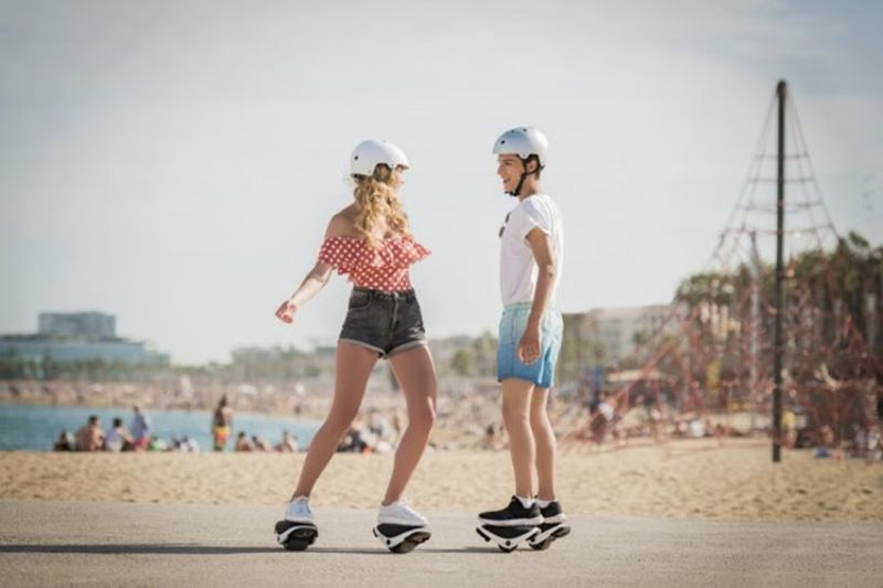 These Skates Takes Rollerblading To The Next Level 1