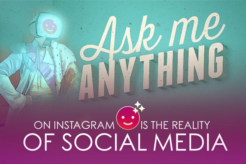ask me, cyber-bullying, social network sites, social media marketing, opinion piece, ask a question feature, Instagram ask me anything, Instagram newest feature, Ask Me Anything, Instagram Ask Me Anything feature,Social Media,Computers/Technology,Mobile,
