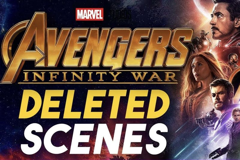 Did You Know This About Avengers: Infinity War? 1