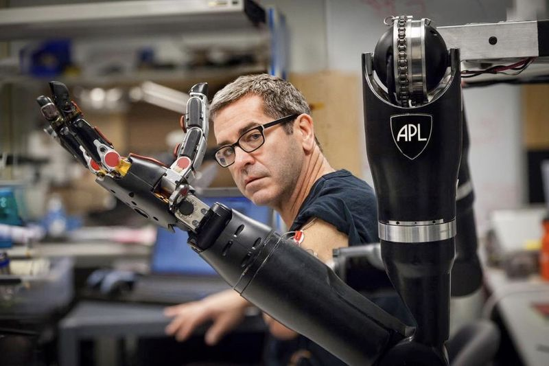 Human Bionic Technology Is Changing Lives Across The World 1
