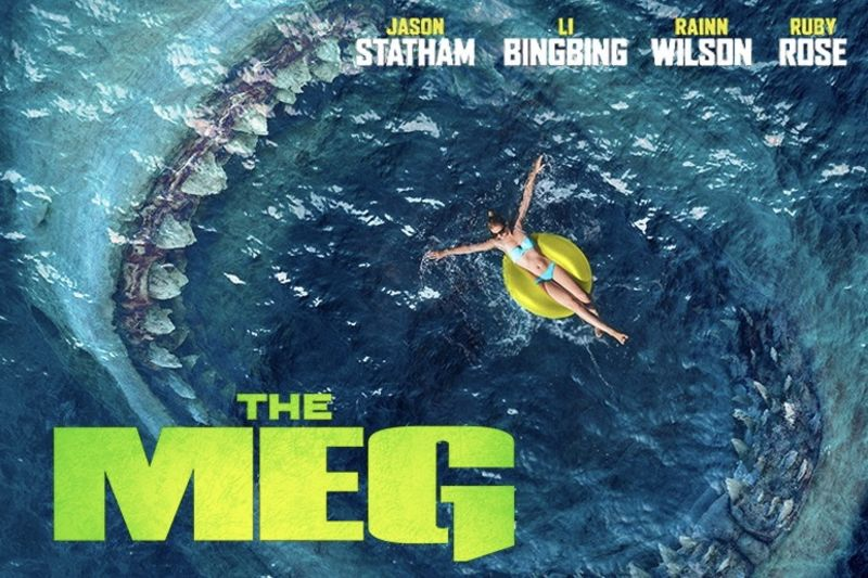 Do You Want To Know How The Meg Movie Was Made? 1