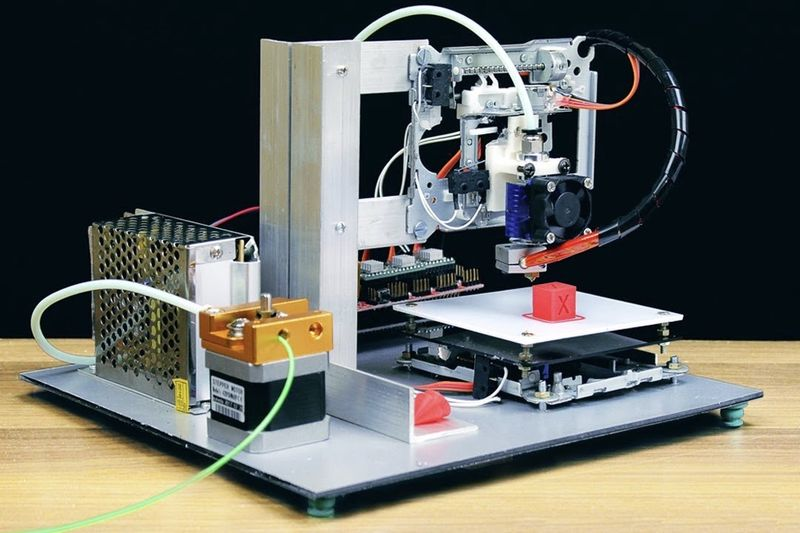 Want To Know How To Make Your Own 3d Printer? 1