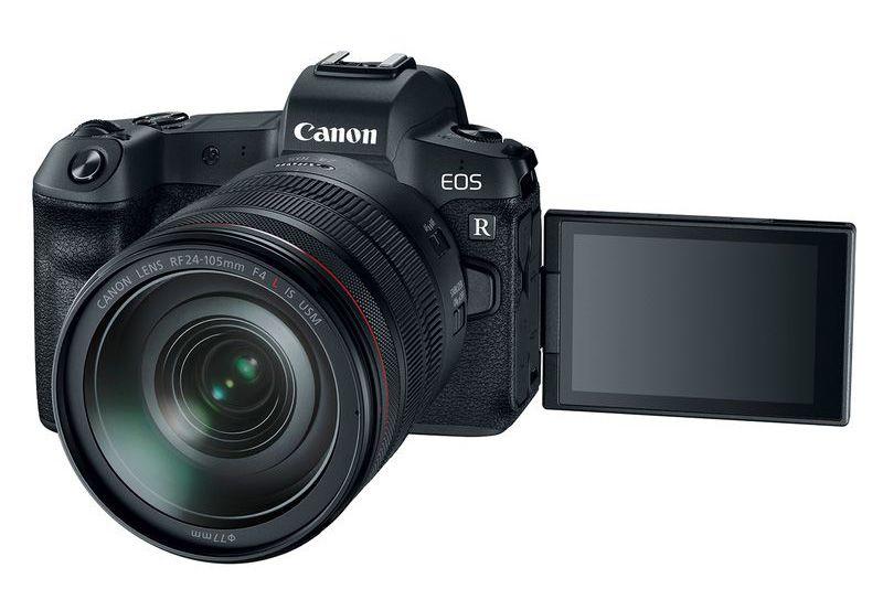 Canon Announced A New Mirrorless Full-Frame Camera 1