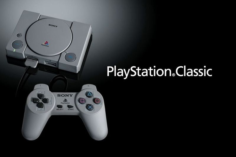 Sony Will Launch A PlayStation Classic This December 1