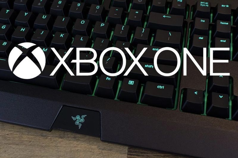 Xbox One Can Now Support A Mouse And Keyboard 1