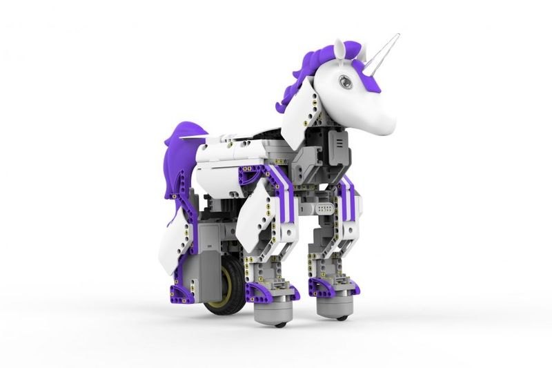 A Unicorn Robot Can Now Teach You Coding 1