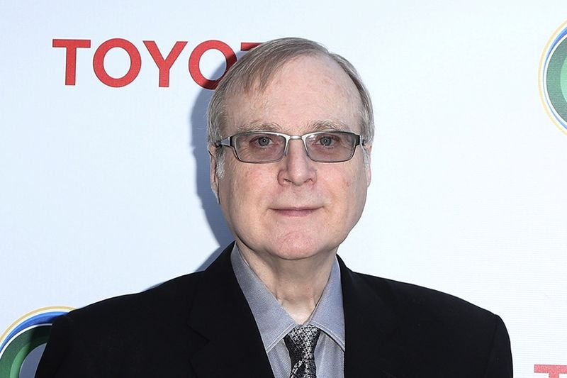 Microsoft Co-Founder, Paul Allen, Dies From Cancer At 65 1