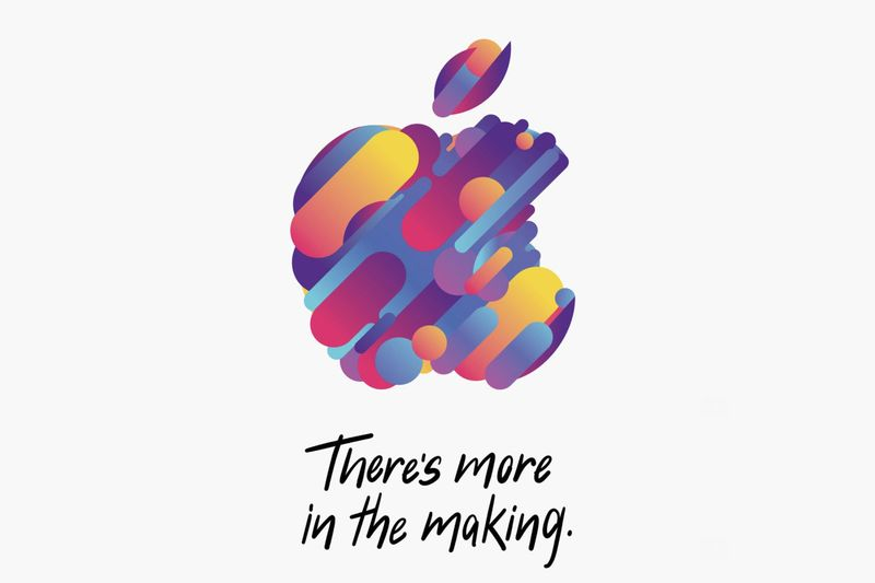 Another Apple Event For 30 October – Here