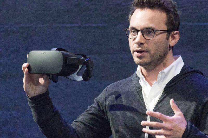 Oculus Co-founder Unfriends Facebook 1