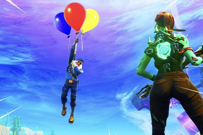 Balloons Will Soon Feature In Fortnite 1
