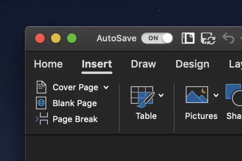 Microsoft Will Get A Dark Mode To Fit macOS Mojave 1