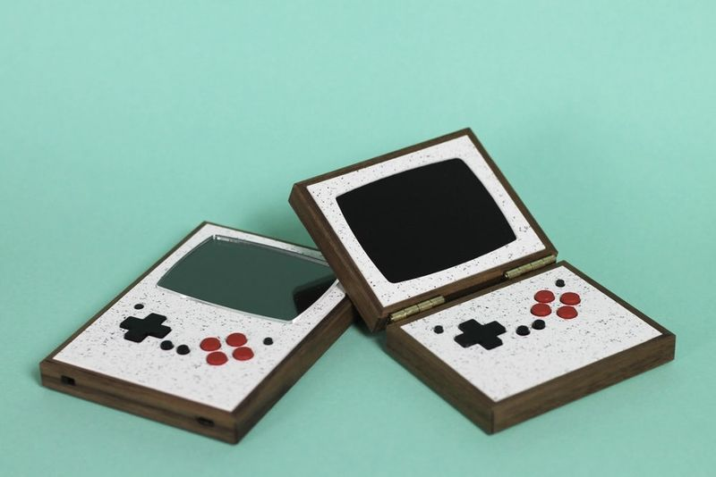 These Are Retro Pocket Games And You Can Choose Which You Want 1