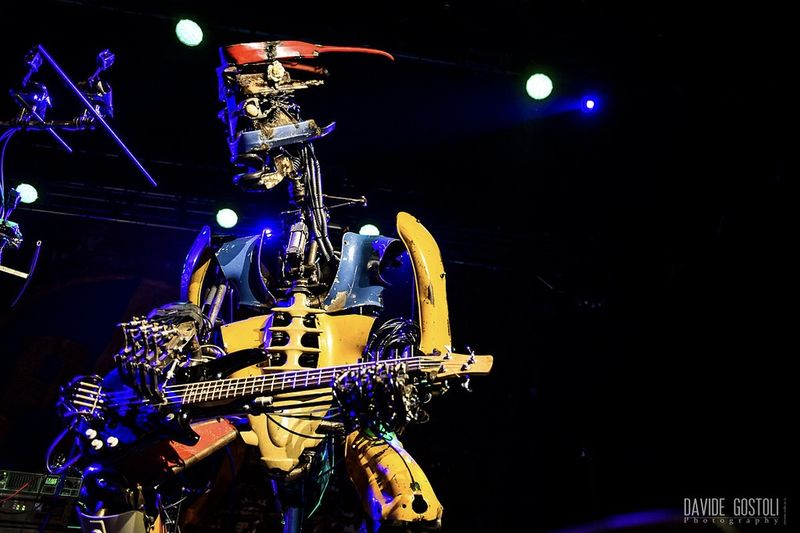 There Is A Band Made Up Entirely Of Robots 1