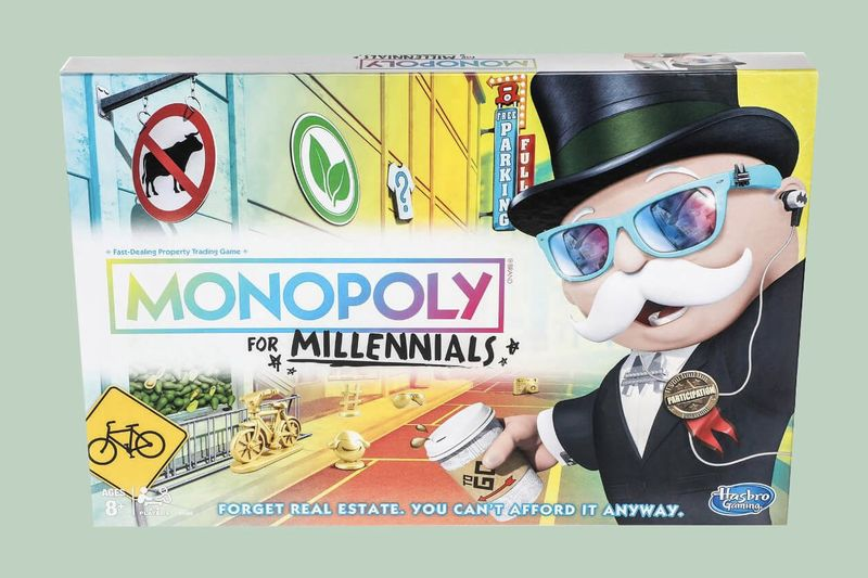 Have you heard about the latest Monopoly? 1