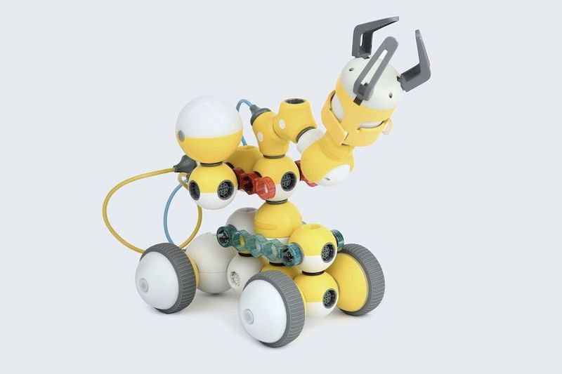 The Mabot Bellrobot Toy Is Every Kids Dream 1