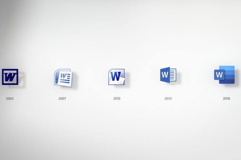 Microsoft Office Is Getting A New Set Of Icons 1