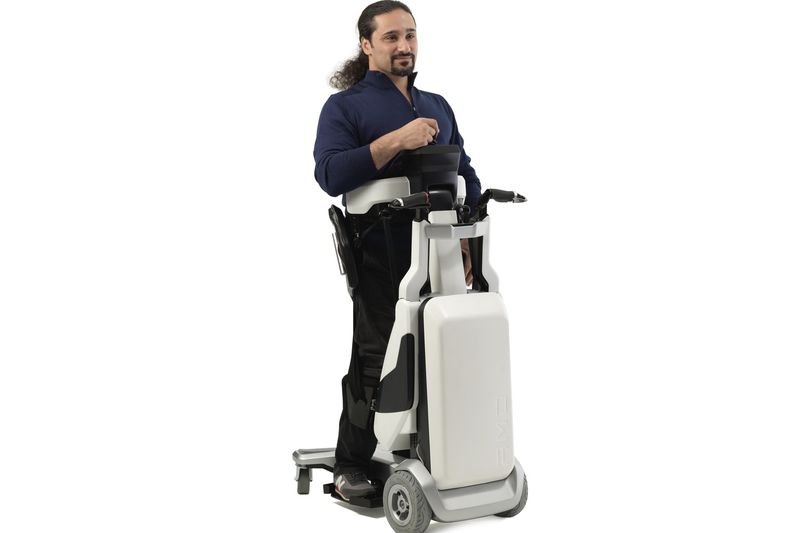 This Robotic Device Reimagines Walking Disabilities 1