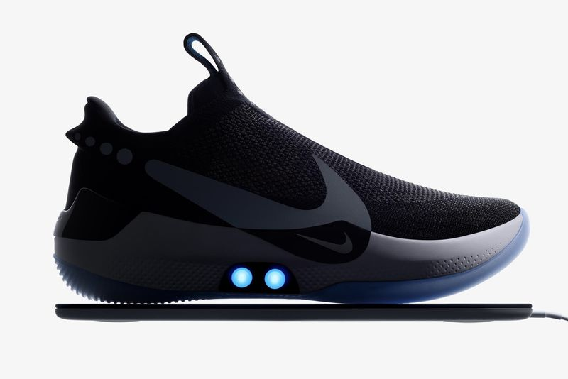 NIKE Now Has A Self-Lacing Sneaker 1