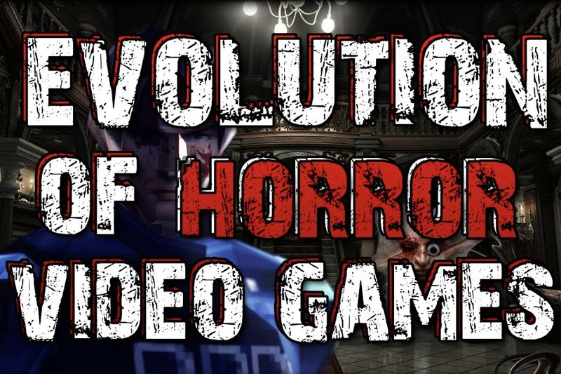 This Is The Evolution Of Horror Games 1