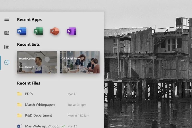 Would You Like The Windows 10 19h2 Start Menu If This Is It? 1