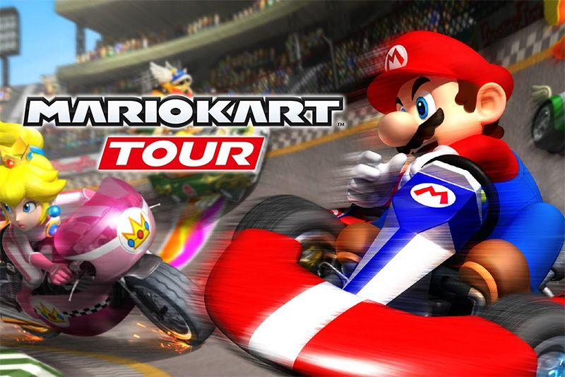 Games,gaming,Mario Cart Tour,mobile,smartphone,release,summer 2019,Android,Apple,iOS,racing,